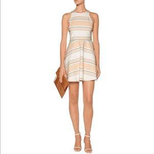 Elizabeth and James Striped Magdalena Dress Size 2